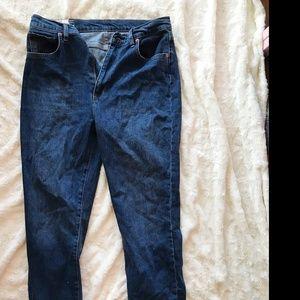 Marine Layer Vintage Straight Jean